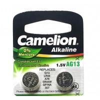 Элемент питания AG13/357LR44 Camelion