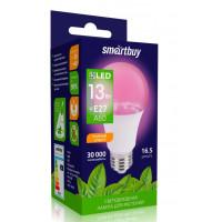 SmartBuy FITO св/д лампа д/растен E27 13W фито,красно-синий 16,5 мкм
